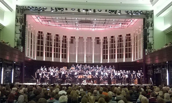 Osttiroler Jungmusiker beteiligten sich an einem beeindruckenden Konzert in Bremen.