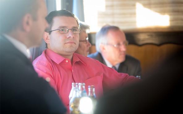 Als Ersatzmitglied hat Armin Vogrincics bereits Gemeinderatserfahrung, jetzt rückt er ins Stammteam.