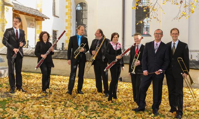 Das Barockensemble Anras ist berühmt für seine einzigartige Instrumentenbesetzung.
