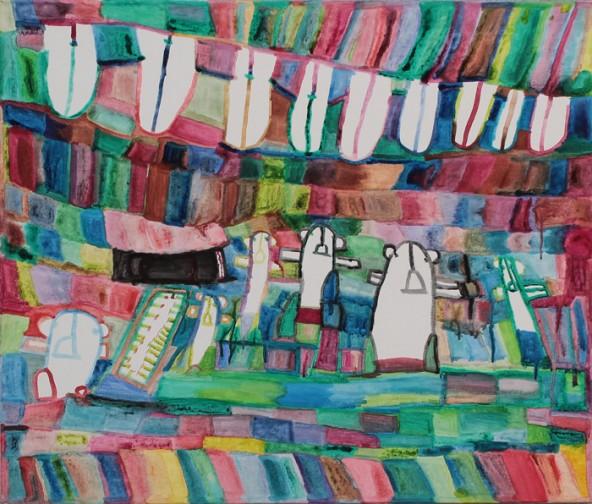 Christian Wurnitsch setzt die Beziehung zwischen Sammler und Komposition in den Mittelpunkt.