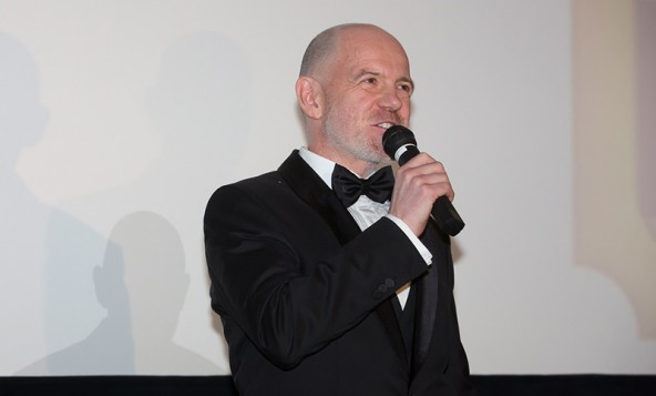 Dietmar Wunder, die deutsche Synchronstimme von Daniel Craig, kam als Stargast des Abends extra aus Berlin.
