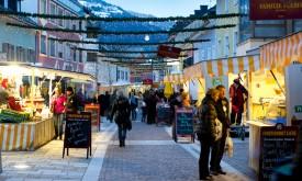 Sonderöffnungszeiten des Lienzer Stadtmarktes