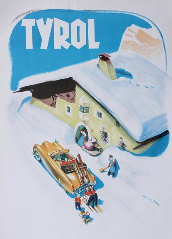 Lenhart-Tyrol-84x59cm