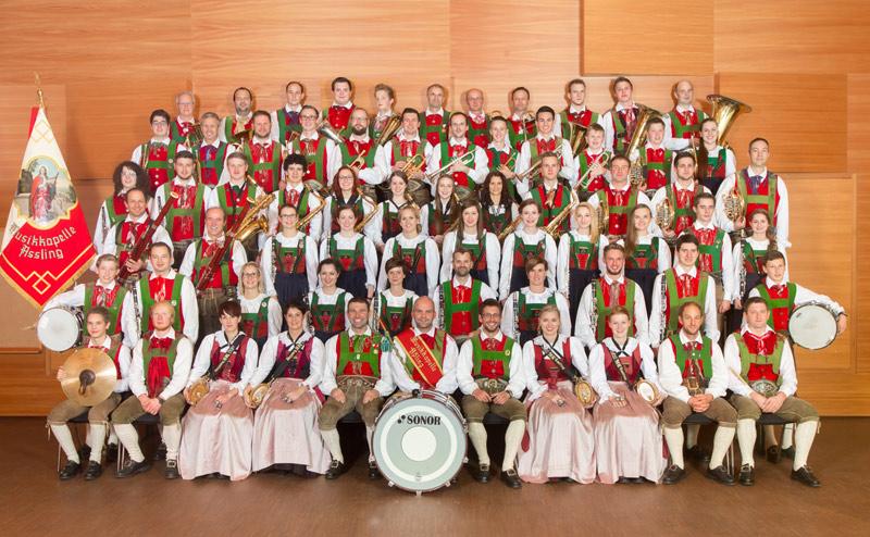 Nach 170 Jahren sind die Asslinger noch immer begeistert bei ihrer Musikkapelle.
