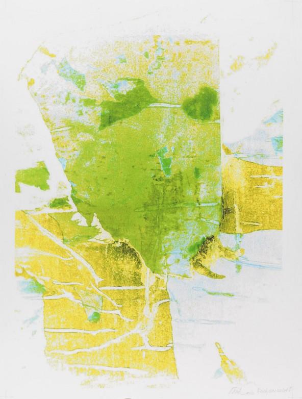 """Herbert Nussbaumer, """"Es ist, was es ist?"""", Photographic Painting: Fotografie mit digitaler Bearbeitung/digitaler K3-Pigmentdruck auf William Turner Hahnemühle Büttenpapier, H 68 cm x B 48 cm, 3 Stück (+ 1 Ausstellungsexemplar), signiert"""