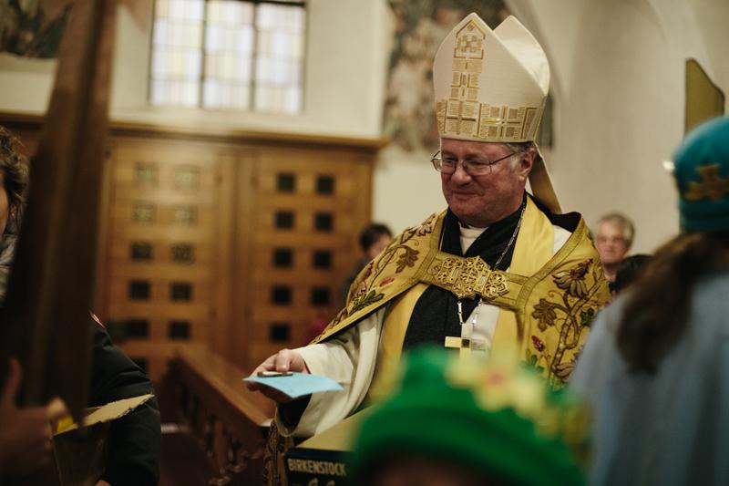 Bischof Manfred Scheuer feierte ein letztes Mal die Messe mit seiner Diözese in Osttirol. Fotos: Marco Leiter