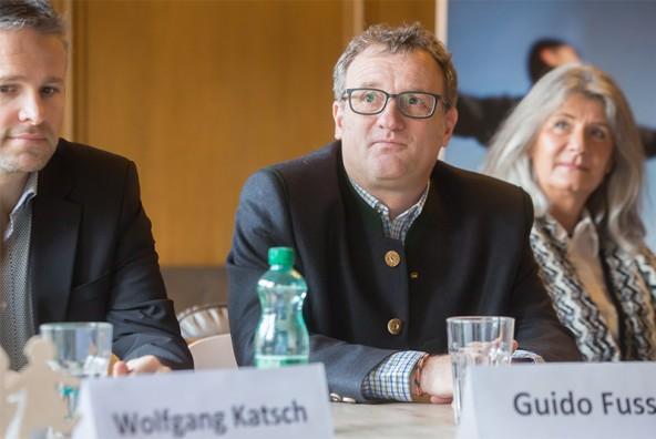 Guido Fuß leitet das SOS-Kinderdorf in Nußdorf-Debant und betreut mit seinem Team die Jugendlichen in der Nachbargemeinde Dölsach.