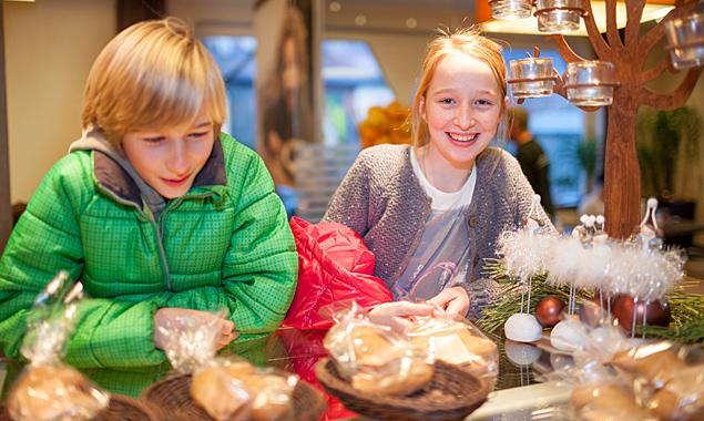 Köstliche Lebkuchen aus Osttiroler Produktion – für den guten Zweck. Foto: Martin Lugger