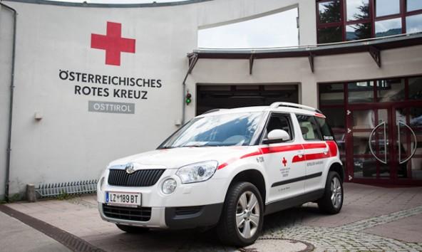 Das Rote Kreuz widmet sich verstärkt der Sozialbegleitung und lädt dafür verschiedene Organisationen zur Zusammenarbeit ein. Foto: Tobias Tschurtschenthaler