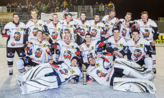 Der EC Sillian Bulls überraschte in der vergangenen Saison. Foto: Brunner Images