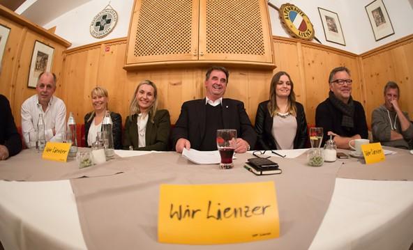 """Wo """"Wir Lienzer"""" draufsteht, ist ÖVP drin."""