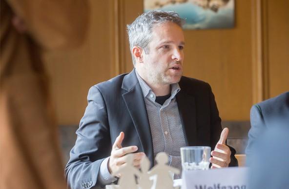 """Wolfgang Katsch leitet die SOS-Kinderdorf-geschicke in Tirol, Salzburg und Vorarlberg: """"Wir bieten den Kindern hier weit mehr als eine Unterkunft."""""""