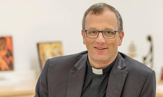 Diözesanadministrator Jakob Bürgler.