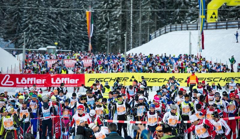 Der Andrang auf einen Startplatz beim Dolomitenlauf verspricht auch heuer wieder groß zu werden.