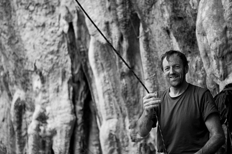 Locations-Scout Leo Baumgartner weiß, wo man es richtig krachen lassen kann. Foto: Ramona Waldner