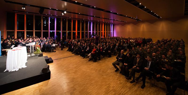 Das Stichwort für die Zukunft soll Zusammenarbeitund Vernetzung heißen.