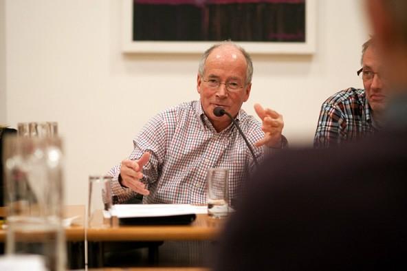 Uwe Ladstädter will es noch einmal wissen und präsentiert eine recht bunte Liste.