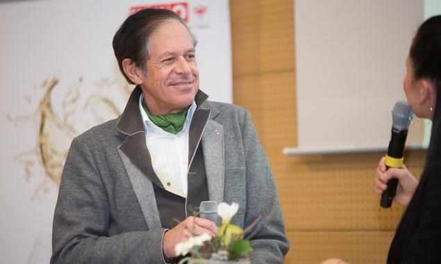 WK-Tirol-Präsident Jürgen Bodenseer betonte besonders die Naturlandschaft als großes Potenzial Osttirols. Fotos: Brunner Images