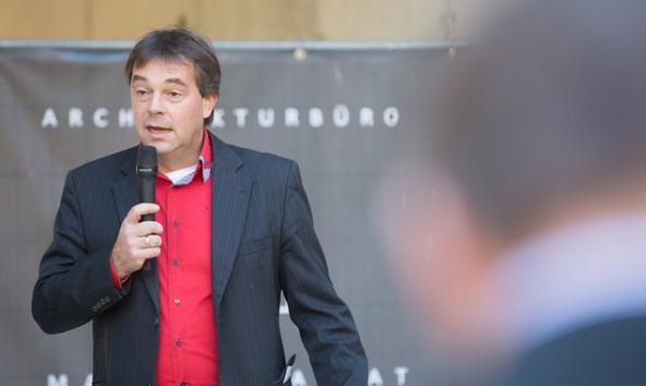 Andreas Pfurner bleibt eine weitere Periode im Amt. (Foto: Brunner Images)