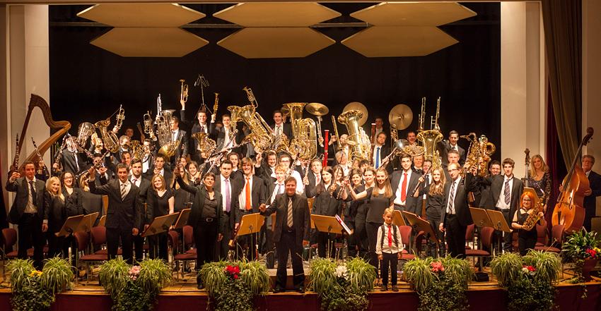 Bläserphilharmonie Osttirol