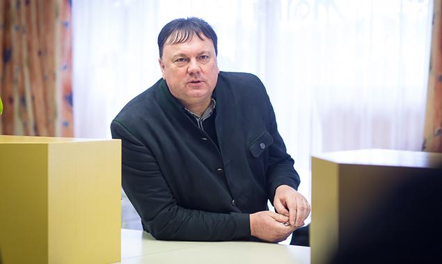An ihm führt auch in Zukunft in Matrei kein Weg vorbei: Langzeitbürgermeister Andreas Köll. Foto: Brunner Images