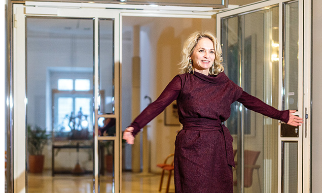 Sieg auf der ganzen Linie für die Lienzer Bürgermeisterin Elisabeth Blanik bei der Gemeinderatswahl 2016. Foto: Expa: JFK