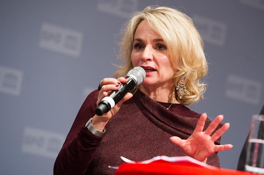 Die Lienzer Bürgermeisterin hat neue Wahlhelfer engagiert: LSL und Grüne. Foto: Expa/Gruber
