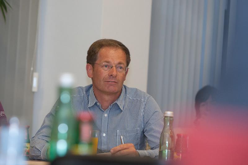 Peter Duracher ist künftig in der Ro9lle des Oppositionsführers. Er will sie konstruktiv anlegen. Foto: Dolomitenstadt/Tschurtschenthaler