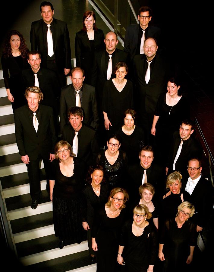 Mit der Neuen Hofkapelle Graz führt das Vocalensemble NovoCanto aus Innsbruck am 13. März in Lienz Bachs Johannes-Passion auf.