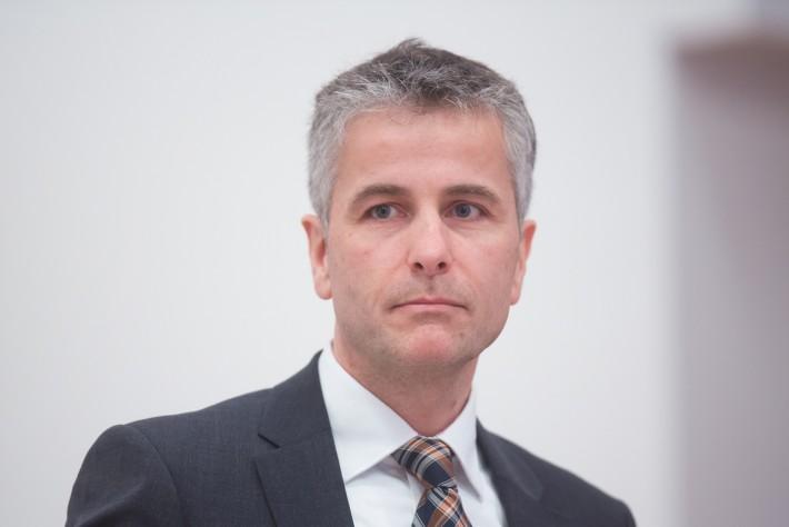 Alexander Kröll leitet den VP-Club im Lienzer Gemeinderat und stieg erstmals in die Debatte ein. Fotos Brunner Images