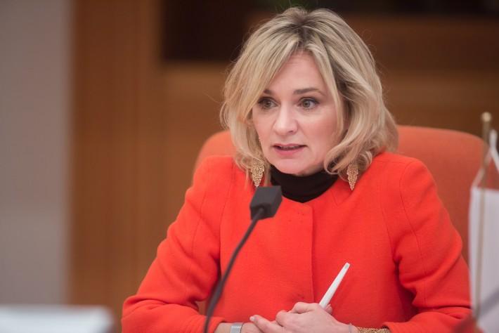 Elisabeth Blanik Bürgermeisterin von Lienz