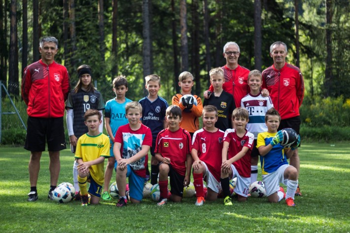 talente fussball osttirol - 1